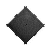 Люк чугунный квадратный 600х600 по ушкам ЕвроПартнер (россия) до 12.тн