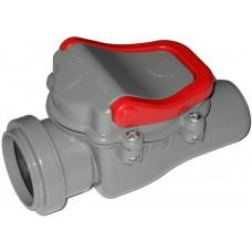 Обратный клапан канализационный 50 мм Europlast