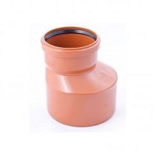 Редукция KGR для наружной канализации диаметр 110