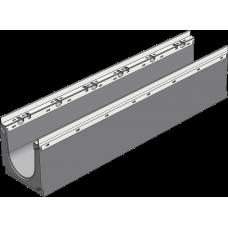 BGU-Z Универсальный лоток DN150, № 6, с оцинкованной насадкой, 0,5 % уклон