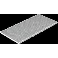 Решетка стальная 390х590 (ячейка) Пресснастил