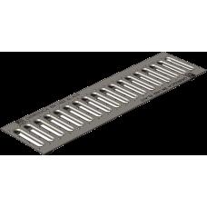 Решетка водоприемная РВ -10.13,6.50- штампованная стальная оцинкованная артикул 500