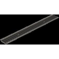 Решетка водоприемная РВ -10.13,6.100-ячеистая стальная оцинкованная артикул 501