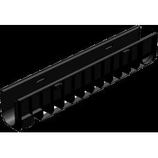 Лоток водоотводный ЛВ-10.14,5.18,5- пластиковый артикул 802