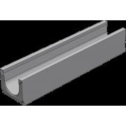 Лоток водоотводный бетонный коробчатый (СО-100мм)КU 100.16,3 (10).13,2(9,2) - BGU, № 0