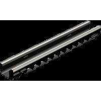 Лоток водоотводный Gidrolica Standart Plus ЛВ-10.14,5.10 - пластиковый (усиленный) артикул 8044