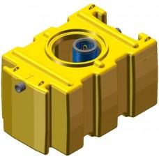 Коалесцентный сепаратор с грязеуловителем SKPE 03/0300