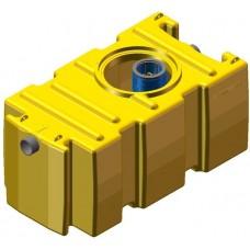 Коалесцентный сепаратор с грязеуловителем SKPE 06/0600