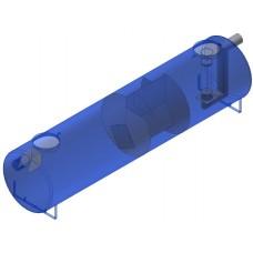 AQUAFIX®- SKG Коалесцентный сепаратор с грязеуловителем SKG 015