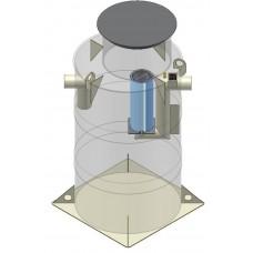 DRAINFIX®TWIN, Установки очистки дождевой воды тип 10